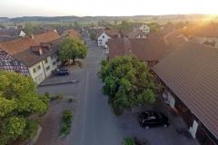 Blick in Richtung Unterdorf